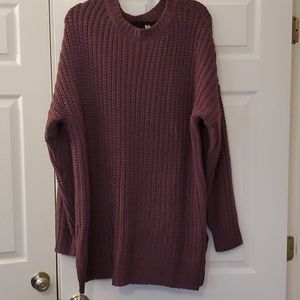 NWOT Chunky Sweater Tunic